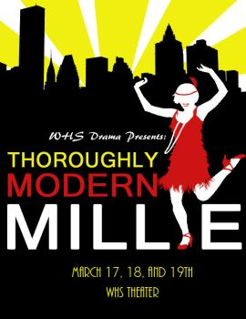 Thoroughly Modern Millie by thebooktheif