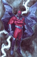 Magneto Commission by ZurdoM