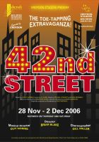 42nd Street Poster 3 by legley