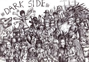 Week 25-Darkside by FuriarossaAndMimma