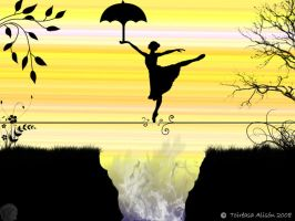 Balancing Act by Caoimhe-Aisling