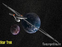 Star Trek The Final Frontier by TourqeGlare