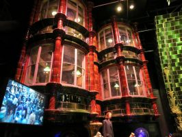 ministry of magic set front filmset by Sceptre63