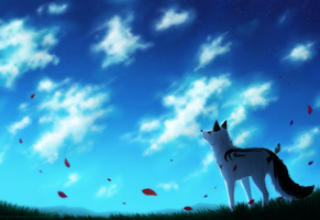 The Sky of Dreams by Chiakiro