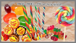 Various Candies PNG by grafiglam