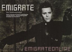 Emigrate by NynphetamineOverdose