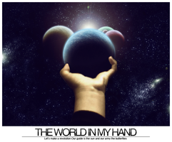 The world in my hands by Sasukito