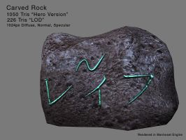 Next-Gen Carved Rock by TheBothan