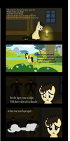 I Dreamed A Dream MY little pony Crossover by Vector-Brony