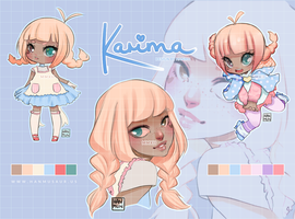 [CLOSED ] Adoptable: Karima by MMXII