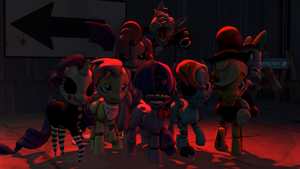 Five_Nights_At_AJ's_2 by EcassMageAnimations
