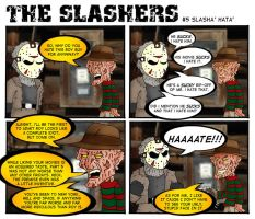 The Slashers 5 by crashdummie