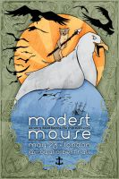 Modest Mouse concert poster by wilhelmdesign
