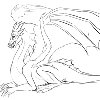 .:DOODLE:.Quick Dragon~ by Jessicathehedgehog55