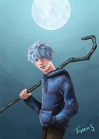RotG - Jack Frost by ErigadGreatwood