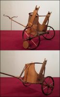Egyptian Chariot by AtriellMe