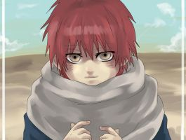little Sasori by gigj004