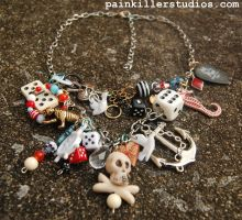 """""""Tattoo"""" Necklace by PainkillerStudios"""