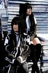 Kanda and Lenalee - Light and dark by ALIS-KAI
