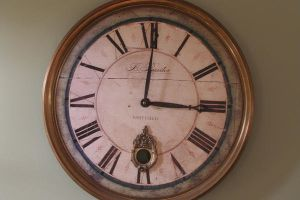 clock 1 by Stephasaurus-Stock