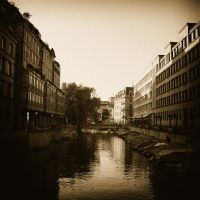 Amsterdam by stonecomplex