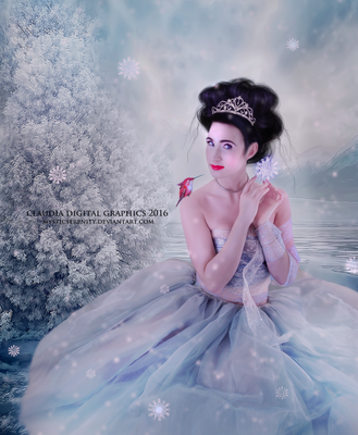 Once Upon a Winter by MysticSerenity