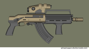 Cablan carbine by Robbe25