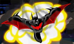 Batman Beyond by theRedDeath888