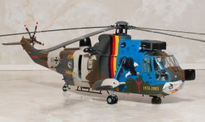 Revell 1/72 Scale Sea King Mk.41 by AEisnor