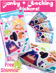 Panty and Stocking Stickers ON SALE! by Poiizu