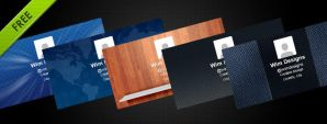 Free 5 PSD Twitter Headers by imonedesign
