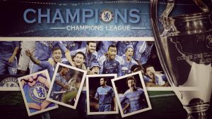 Chelsea Champion 2011-2012 Final by Hshamsi