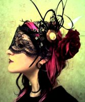 Taboo Headdress by VitaDevoid