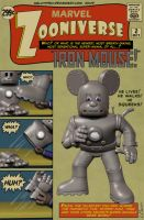 Marvel Zooniverse Iron Mouse by MalottPro