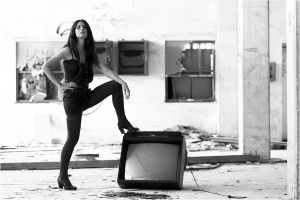 Fuck television by chililady