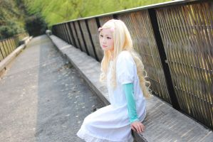 Hanamoto Hagumi - Honey and Clover-05 by MissAnsa
