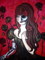 The Withering Widow by oasiscardenas