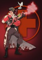 The Medic by Spyboythespeedster