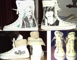 Gazette Chucks 2 by Suslein