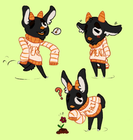 Densy Animal Crossing Sona by Densetsugin