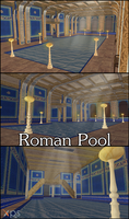 Roman Pool by JhonyHebert