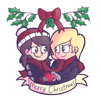 Obligatory Christmas Picture by Pyromortus