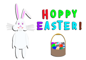 Hoppy Easter by Joe-Lynn-Design