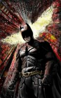 Dark knight rises by billycsk