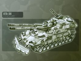 XTA-36 by TheXHS