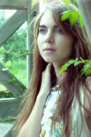 A walk in the park: Bente__3 by camabs