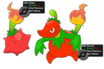 Chile Pokemon by TheBlueFlames