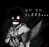 Jeff the Killer (My Version) by EC-DarkMatter