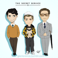 Kingsmen by GlenLorence