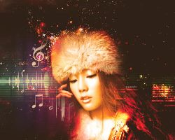 Music is life - SNSD Taeyeon by helloworld409